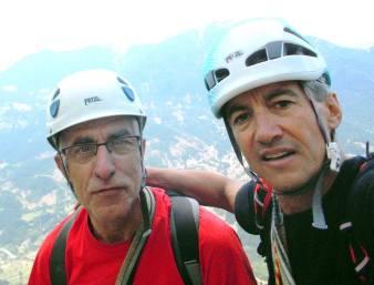 El Josep Estruch i un servidor