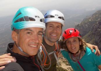 Amb Jordi Ceballos i Sandrix