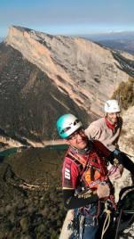 R3 Vistes espectaculars de la Paret d'Aragó