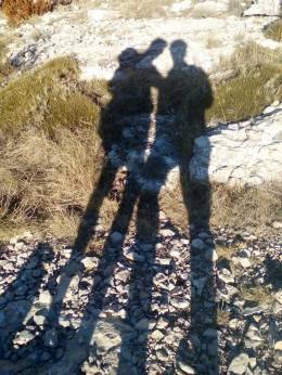 L'ombra de la tarda ens fa semblar gegants