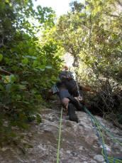 """2on. Llarg. En Lluís endinsant-se a la """"selva"""""""