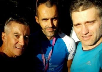 Amb en Josep Climent i en Pau Tomé