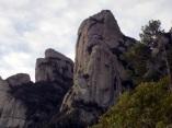 El Serrat del Patriarca, cara oest