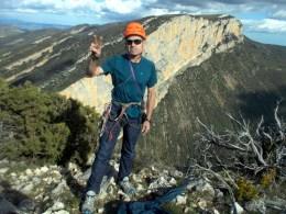 100ª escalada a Montrebei. Enhorabona Joaquim!