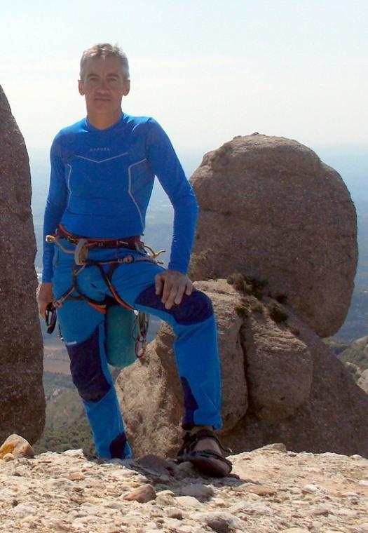 """""""Men in blue"""" (amb xancletes), entre el Lloro i la Monja"""