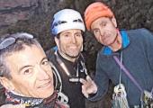 Amb en Jordi Ceballos i en Joaquim Gil