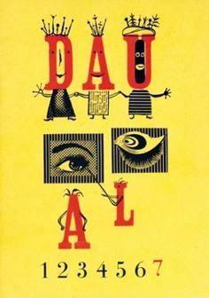 """""""Dau al Set"""", revista literària d'avantguarda de meitat del segle passat, en què s'inspira el nom d'aquesta via"""