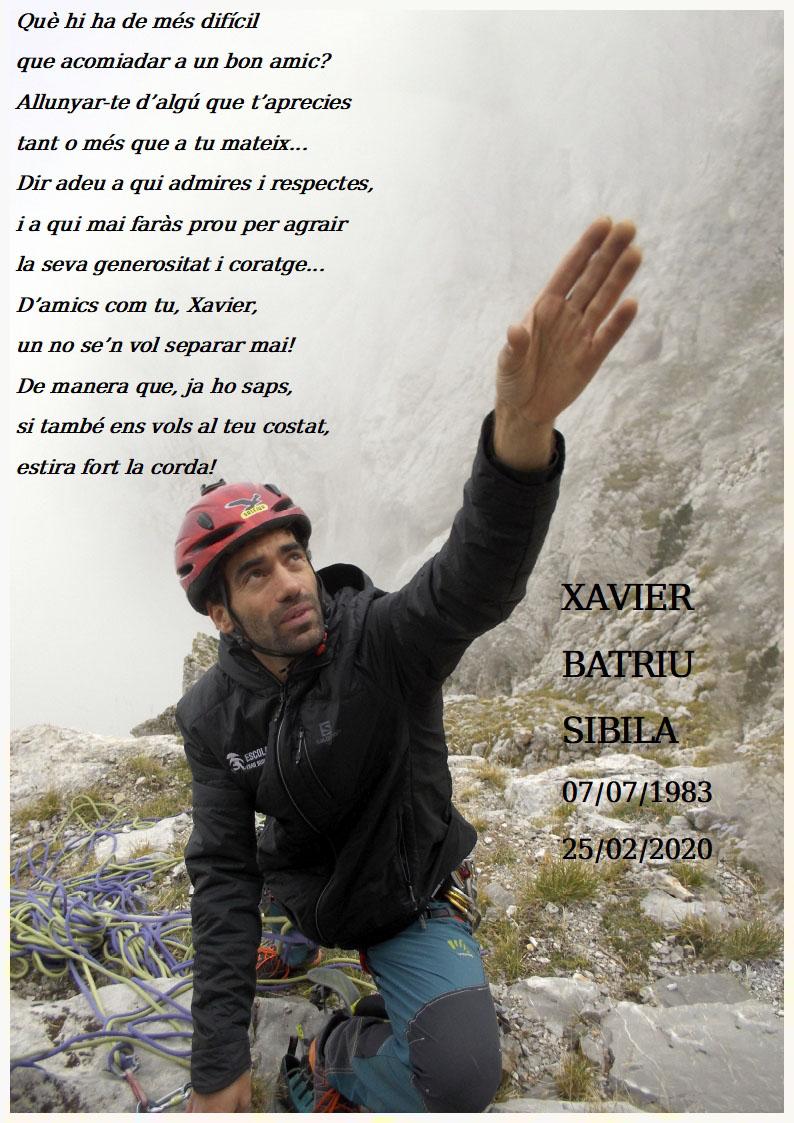 Xavier Batriu Sibila