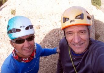 Amb en Manel Ramon