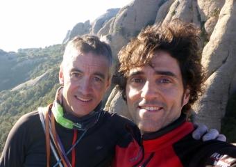 Amb el David Cabañas